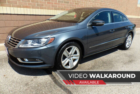 2013 Volkswagen CC for sale at Macomb Automotive Group in New Haven MI