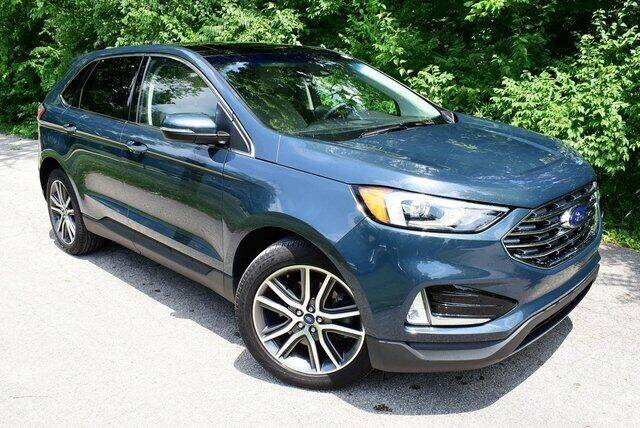 2019 Ford Edge for sale in Greenwood, IN