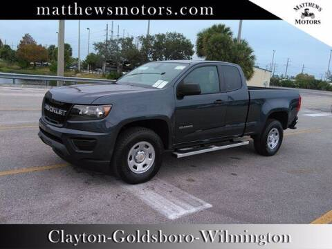 2019 Chevrolet Colorado for sale at Auto Finance of Raleigh in Raleigh NC