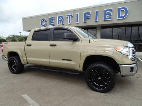 2017 Toyota Tundra for sale at Mac Haik Ford Pasadena in Pasadena TX