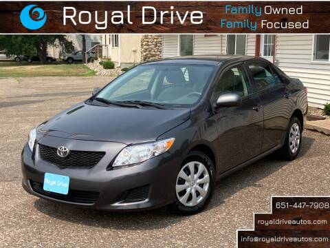 2010 Toyota Corolla for sale at Royal Drive in Newport MN