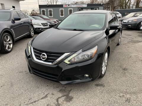 2017 Nissan Altima for sale at Sincere Motors LLC in Baltimore MD
