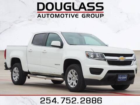 2018 Chevrolet Colorado for sale at Douglass Automotive Group - Douglas Subaru in Waco TX