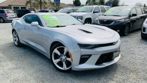 2016 Chevrolet Camaro for sale at La Playita Auto Sales Tulare in Tulare CA