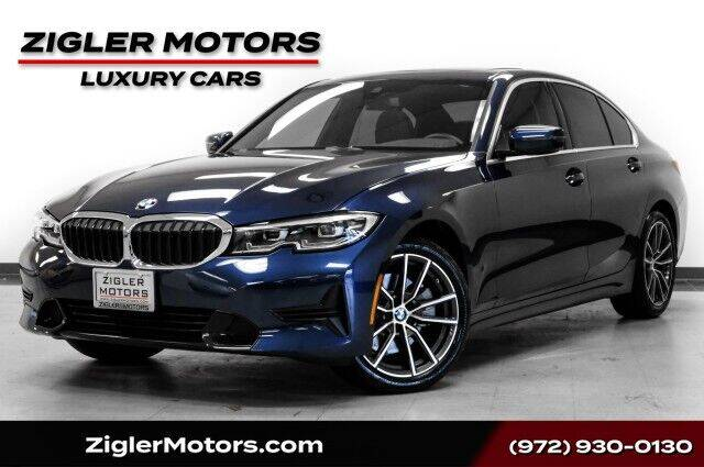 2019 BMW 3 Series for sale in Addison, TX