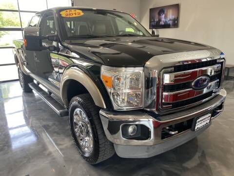 2012 Ford F-350 Super Duty for sale at Crossroads Car & Truck in Milford OH