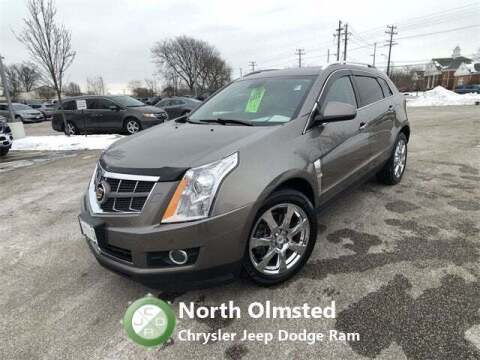2012 Cadillac SRX for sale at North Olmsted Chrysler Jeep Dodge Ram in North Olmsted OH