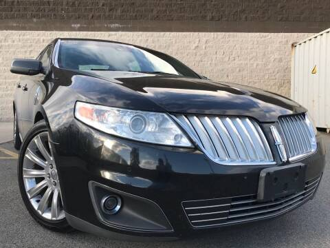 2009 Lincoln MKS for sale at Trocci's Auto Sales in West Pittsburg PA