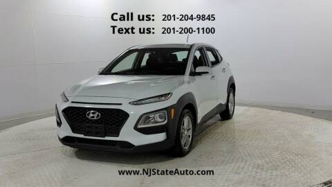 2018 Hyundai Kona for sale at NJ State Auto Used Cars in Jersey City NJ