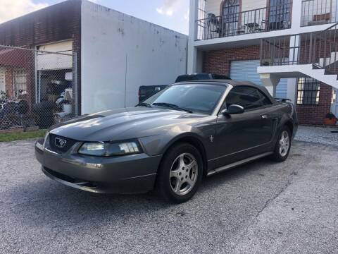 2003 Ford Mustang for sale at Florida Cool Cars in Fort Lauderdale FL