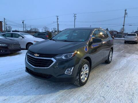 2019 Chevrolet Equinox for sale at Crooza in Dearborn MI