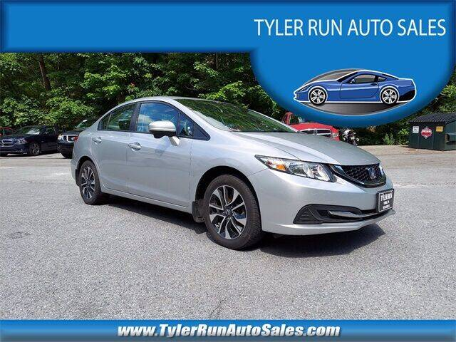 2015 Honda Civic for sale at Tyler Run Auto Sales in York PA