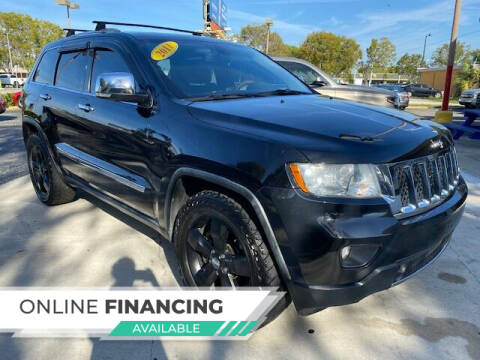 2011 Jeep Grand Cherokee for sale at Used Cars of SWFL in Fort Myers FL