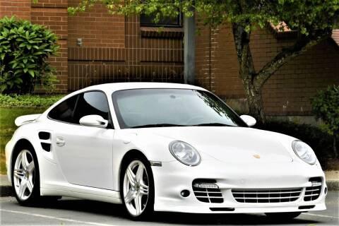 2008 Porsche 911 for sale at SEATTLE FINEST MOTORS in Lynnwood WA