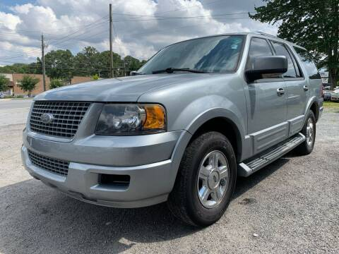 2006 Ford Expedition for sale at ATLANTA AUTO WAY in Duluth GA