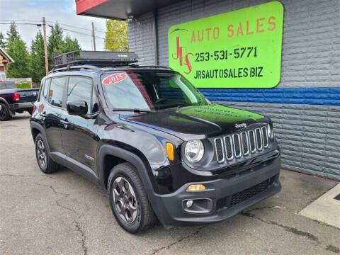 2018 Jeep Renegade for sale at Vehicle Simple @ JRS Auto Sales in Parkland WA