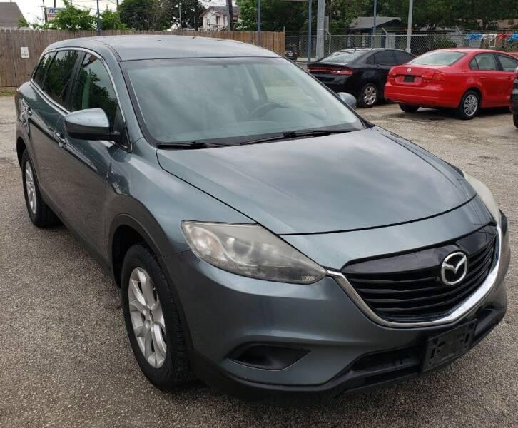 2013 Mazda CX-9 for sale at Apex Auto SA in San Antonio TX