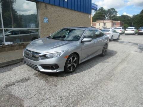 2016 Honda Civic for sale at Southern Auto Solutions - 1st Choice Autos in Marietta GA