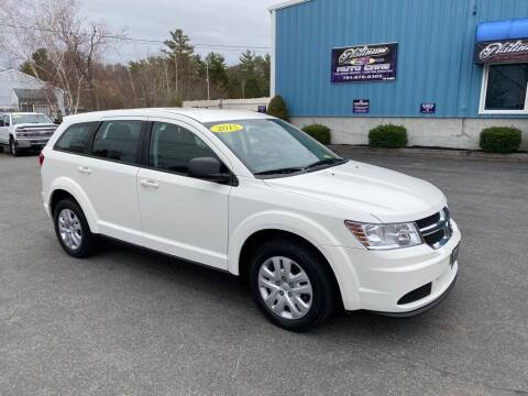 2015 Dodge Journey for sale at Platinum Auto in Abington MA
