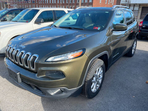2015 Jeep Cherokee for sale at Turner's Inc in Weston WV