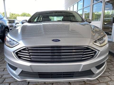 2017 Ford Fusion for sale at Southern Auto Solutions-Jim Ellis Volkswagen Atlan in Marietta GA