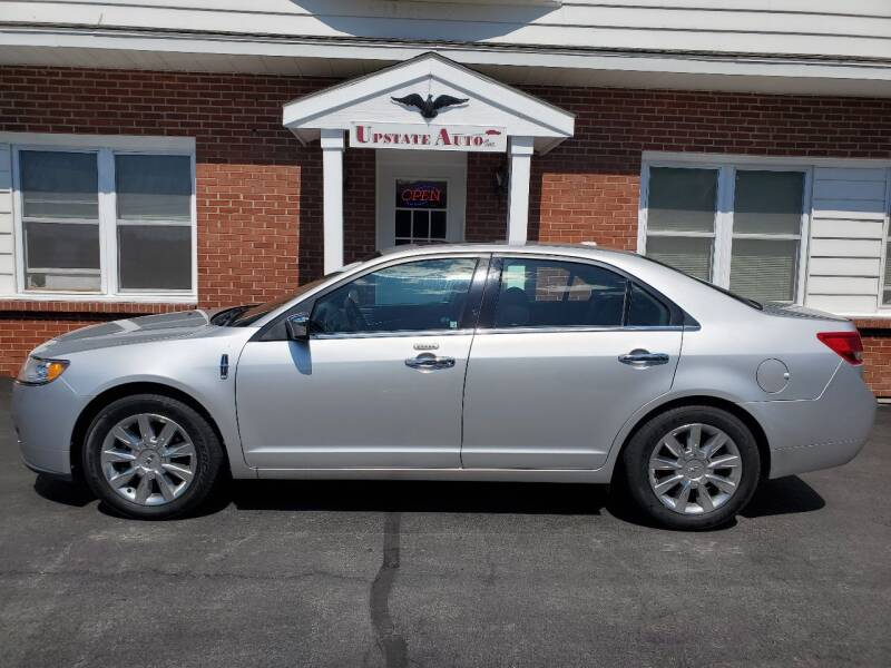 2012 Lincoln MKZ for sale at UPSTATE AUTO INC in Germantown NY