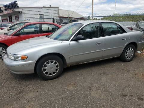 2003 Buick Century for sale at Affordable 4 All Auto Sales in Elk River MN