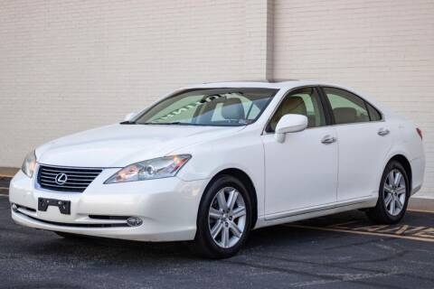 2007 Lexus ES 350 for sale at Carland Auto Sales INC. in Portsmouth VA