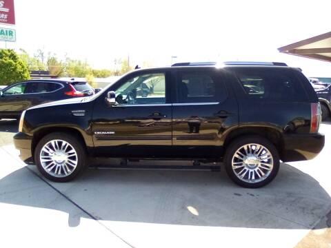 2013 Cadillac Escalade for sale at Four Guys Auto in Cedar Rapids IA