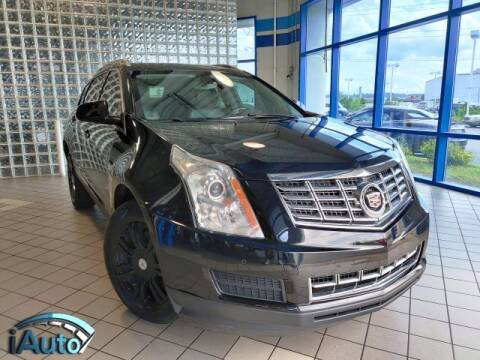 2013 Cadillac SRX for sale at iAuto in Cincinnati OH