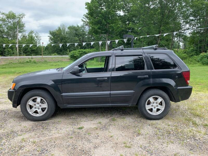 2005 Jeep Grand Cherokee for sale at Hart's Classics Inc in Oxford ME