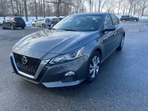 2020 Nissan Altima for sale at Kapos Auto, Inc. in Ridgewood, Queens NY