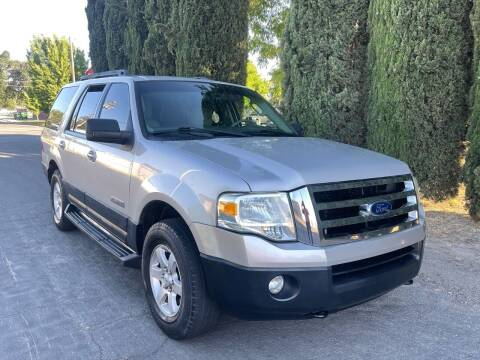 2007 Ford Expedition for sale at River City Auto Sales Inc in West Sacramento CA