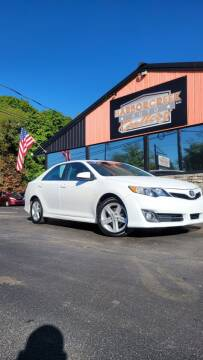 2014 Toyota Camry for sale at Harborcreek Auto Gallery in Harborcreek PA