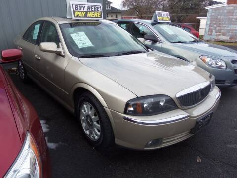 2004 Lincoln LS for sale at Fulmer Auto Cycle Sales - Fulmer Auto Sales in Easton PA