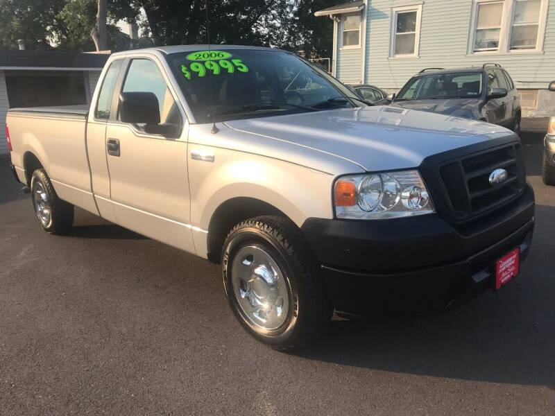 2006 Ford F-150 for sale at Alexander Antkowiak Auto Sales in Hatboro PA