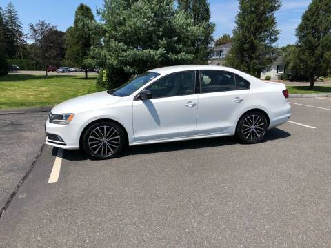 2015 Volkswagen Jetta for sale at Chris Auto South in Agawam MA