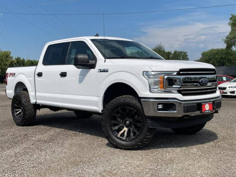 2020 Ford F-150 for sale at The Other Guys Auto Sales in Island City OR