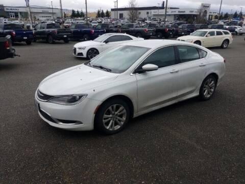 2015 Chrysler 200 for sale at Karmart in Burlington WA