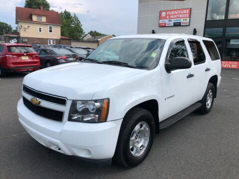 2009 Chevrolet Tahoe for sale at MAGIC AUTO SALES in Little Ferry NJ