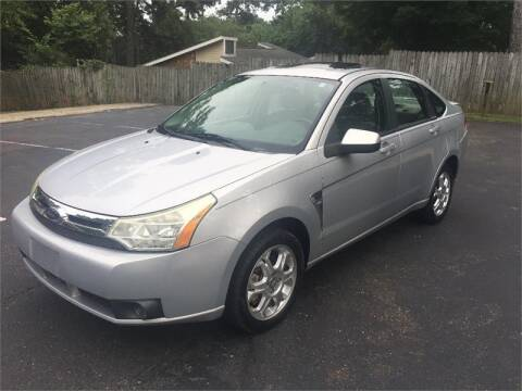2008 Ford Focus for sale at Deme Motors in Raleigh NC
