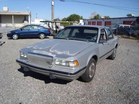 1992 Buick Century for sale at One Community Auto LLC in Albuquerque NM