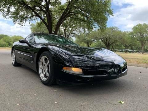 2004 Chevrolet Corvette for sale at 210 Auto Center in San Antonio TX