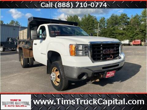2009 GMC Sierra 3500HD CC for sale at TTC AUTO OUTLET/TIM'S TRUCK CAPITAL & AUTO SALES INC ANNEX in Epsom NH