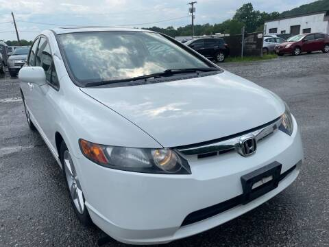 2008 Honda Civic for sale at Ron Motor Inc. in Wantage NJ