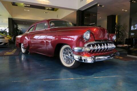 1953 Chevrolet Bel Air for sale at OC Autosource in Costa Mesa CA
