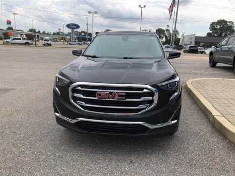 2020 GMC Terrain for sale at CAR MART in Union City TN