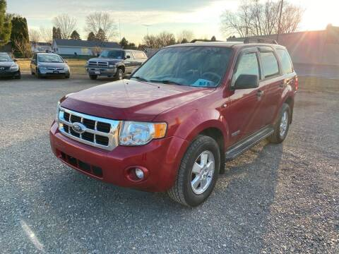 2008 Ford Escape for sale at US5 Auto Sales in Shippensburg PA