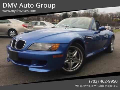 1998 BMW M for sale at DMV Auto Group in Falls Church VA