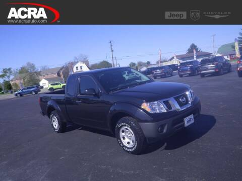 2017 Nissan Frontier for sale at BuyRight Auto in Greensburg IN